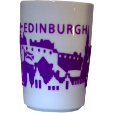 Five Senses Maxi Mug-Cup, 0,35l, touch, Skyline Edinburgh,  KAHLA Special Collection, remaining stock